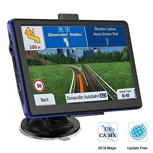Prymax Car Gps Navigator With Smart Touch Screen Car Gps Gps Navigation Gps Navigation System
