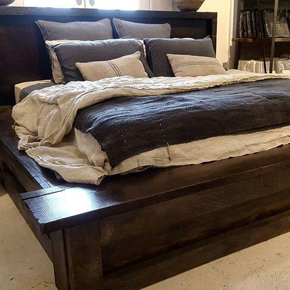 Freshly Delivered to ISLAND LUXE @islandluxeofficial  Bed by  LEE BRENNAN DESIGN  #lbd #leebrennandesign #furniture #bed #furnituredesign #bangalow #islandluxe #leebrennan #australian