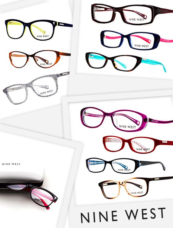 hotest eyewear for2013 color me pretty in nine west eyewear the eyecessorize blog