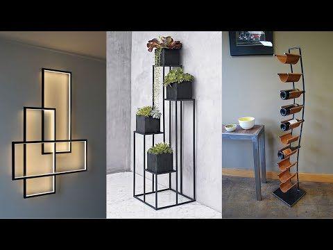 80 Metal Furniture Ideas For Your Home Decoration Top Masterpieces Watch The Video Dekorasyon Fikirleri Mobilya Fikirleri Dekorasyon