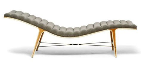 Listen-to-Me Bench  by Edward Wormley