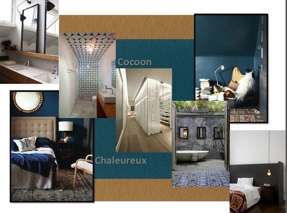 Une ambiance cosy et chaleureuse pour une chambre - Chambre cocooning pour une ambiance cosy ...