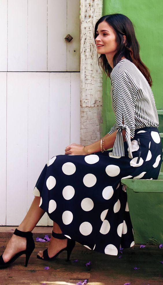 Perfect Polka Dot Outfits
