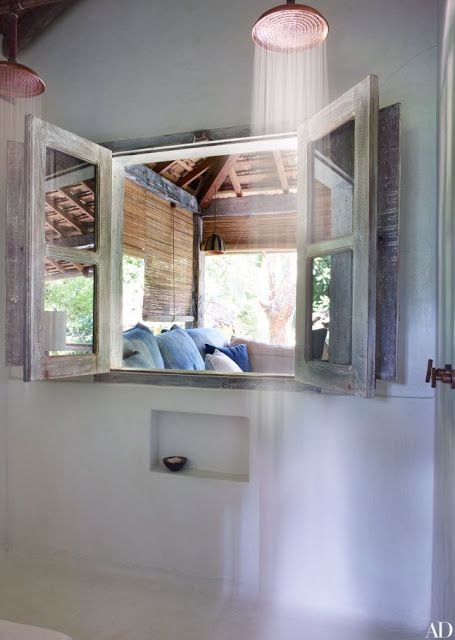 Dream Door 24 by Ana Rosina: Decor Inspiration - Cheirinho a Brasil