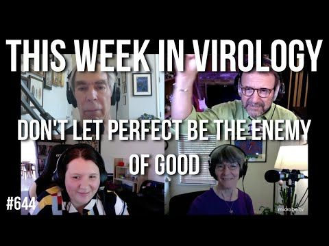 Twiv 644 Don T Let Perfect Be The Enemy Of Good Youtube In 2020 Let It Be Michigan Gov Enemy