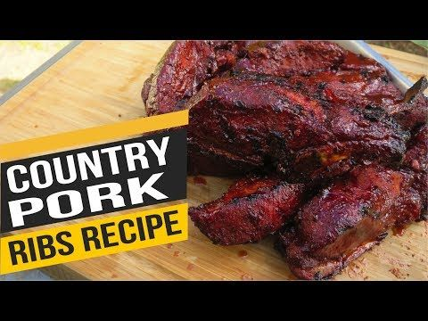 Country Style Pork Ribs How To Smoke Country Ribs Recipe Pit Barrel Cooker Youtube Country Style Pork Ribs Rib Recipes Pork Rib Recipes