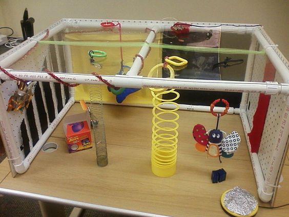 Toys For Cortical Visual Impairment : Little rooms for cvi pinterest babies michael o