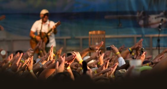 Jimmy Buffet Concert July 28th, 2012 yeah... I have always been a parrothead at heart