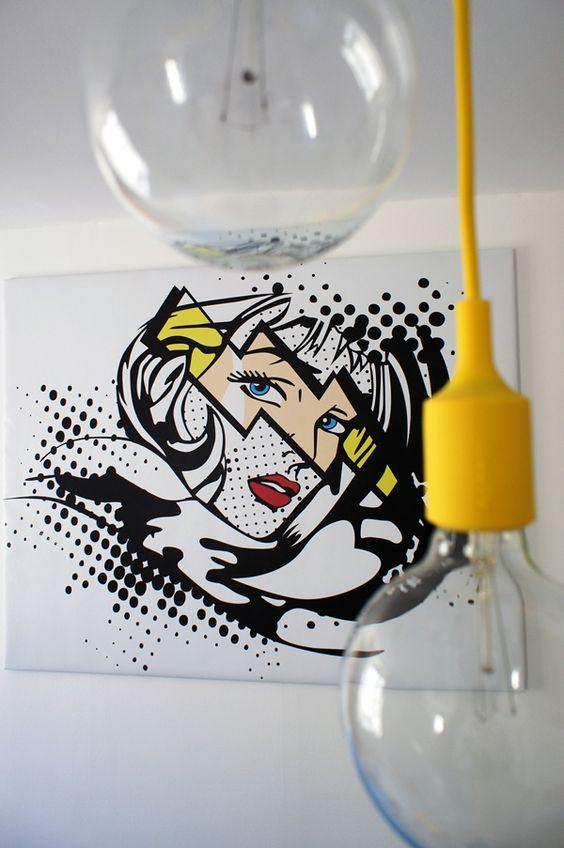 Tableau Pop Art: