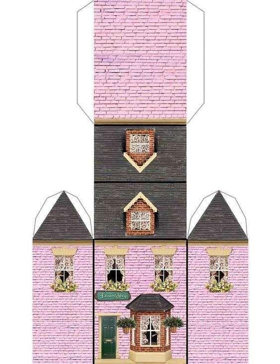 Casa De Muñecas-Cajón de Spuds-escala 12th