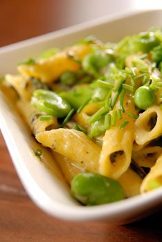 ... ... | Pinterest | Pasta Primavera, Creamy Spinach and Vegan Pasta