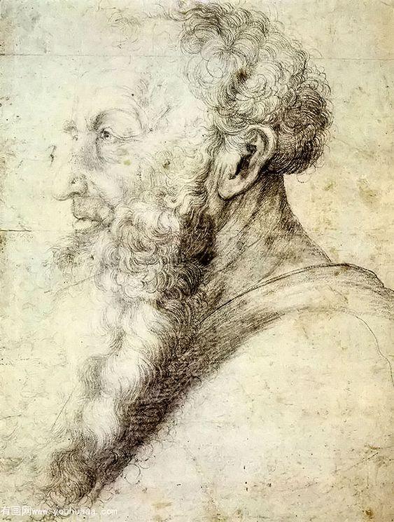 吉奥多·盖尔西的肖像 - portrait of guido guersi