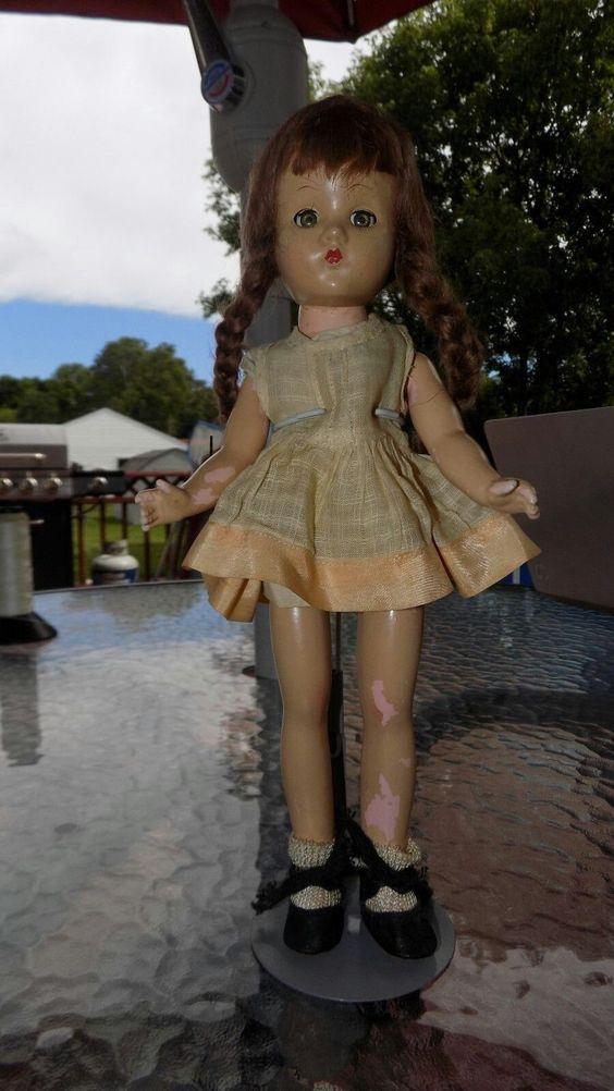 """11"""" Portrait doll"""