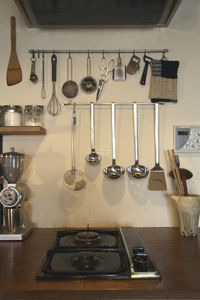 kitchen hanging ideas