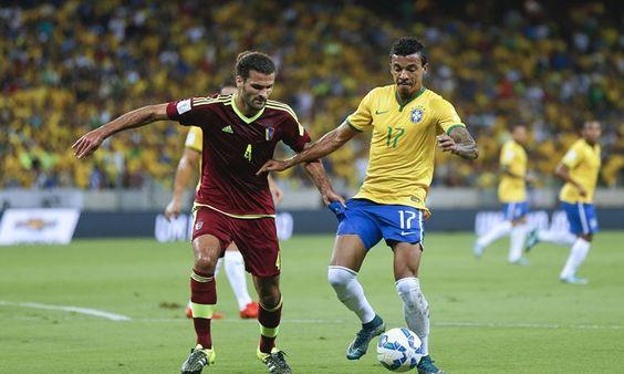 E agora que está na mira do clube italiano é o meia brasileiro Luiz Gustavo que…