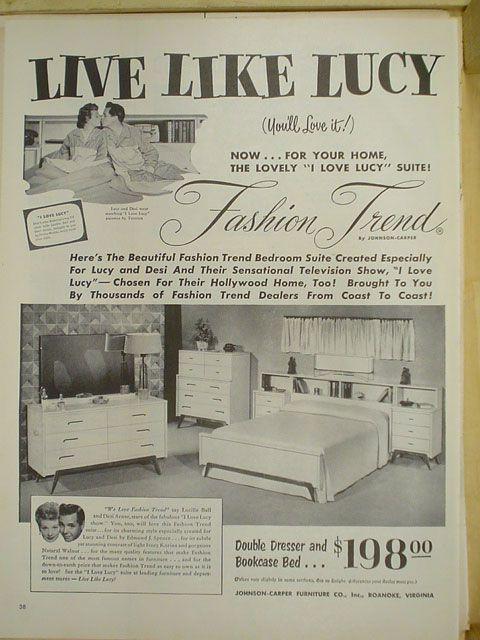 Johnson Carper Fashion Trend Bedroom Furniture