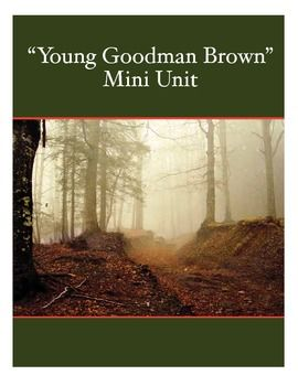 goodman brown essay