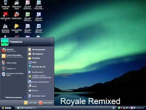 Windows XP Desktop Themes - YouTube