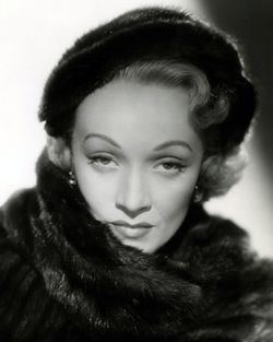 Marlene Dietrich (December 27, 1901 - May 6, 1992) photo by Irving Penn in 1948, age 47 #actor
