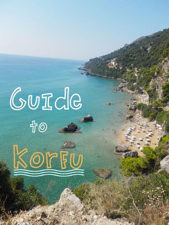 Guide to Korfu…