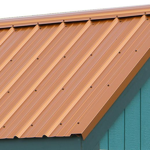 Metal Roofing Kit For Sentry Buildings Lakewood Shed Kit Metal