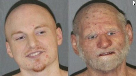 Police: Fugitive disguises himself as elderly man  - CNN.com
