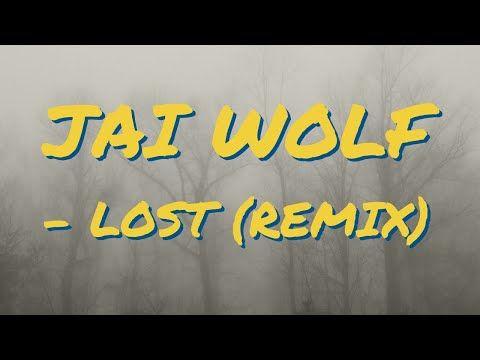 Jai Wolf Lost Justice Skolnik Remix Youtube Remix Wolf Company Logo