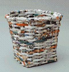 Pinterest the world s catalog of ideas for Best out of waste with paper