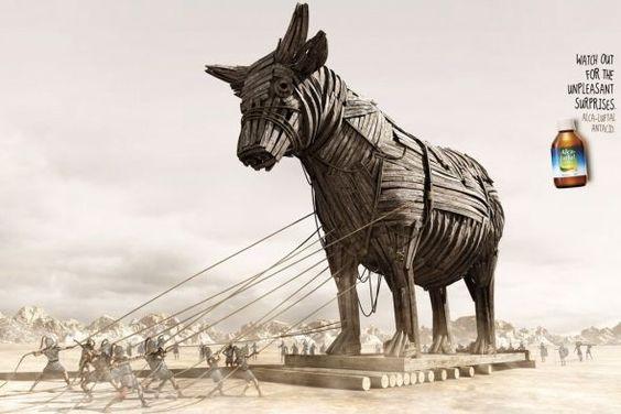 Alca-Luftal: Cow | #advertising #print #ad #adsoftheworld #communication