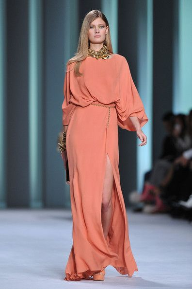 chic and easy in elie saab