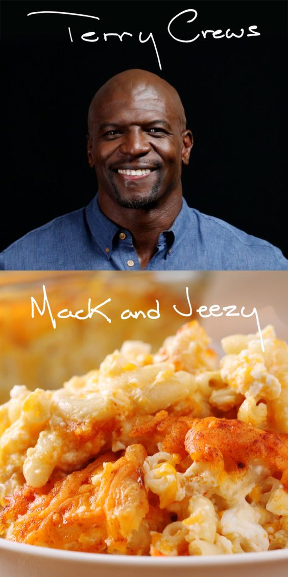 Mac And Cheese As Made By Terry Crews | Terry Crews' Mac And Cheese Is So Food For Your Soul