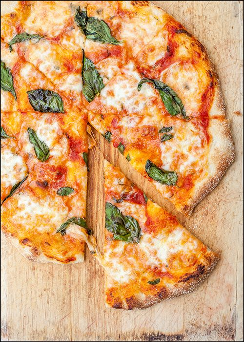 for a great thin crust New York Style pizza dough and sauce at Pizza ...
