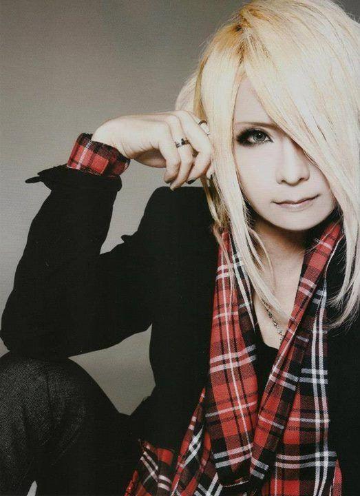 Hiyori. Kiryu. | Visual Kei Band | Pinterest | He is