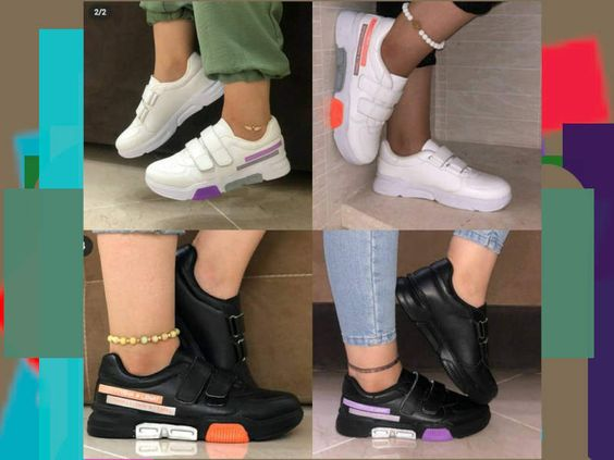 تولیدی کفش اسپرت