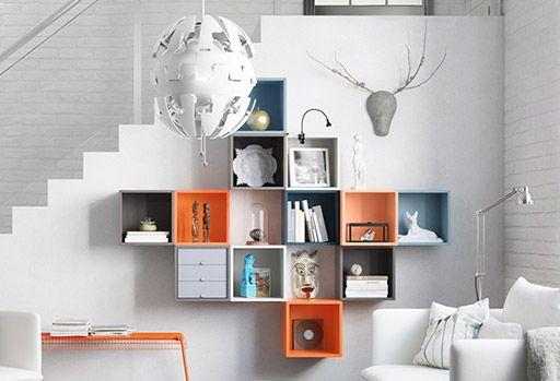 Ikea Wall Shelves By Debbie On Kitchen Hub Ikea Wall Bedroom Wall Units