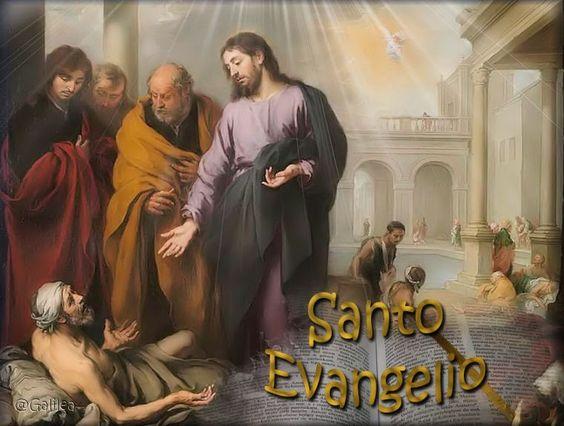 Jesús el Tesoro Escondido: Santo Evangelio 15 de Enero de 2015