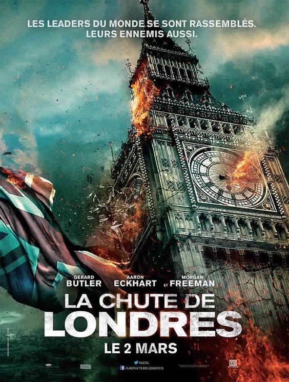 La Chute de Londres Streaming VF HD, La Chute de Londres Film Complet en Streaming Gratuit VF VK Youwatch Streaming illimité