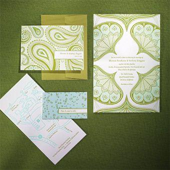 Fine Prints : Wedding Invites & Stationery Gallery