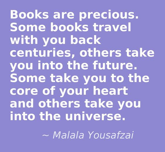 Fahrenheit 451 Old Woman Quote: Malala Yousafzai (the Teenager Shot In The Head In