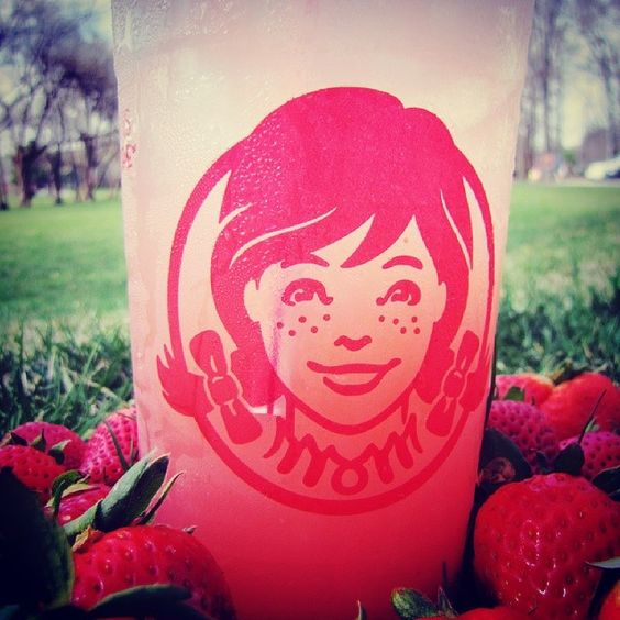Have you tried our lemonade? It's berry good!
