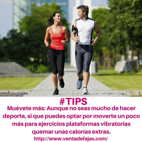 Recuerda que el deporte es algo fundamental para llevar un estilo de vida saludable. #Tips #FajasColombianas
