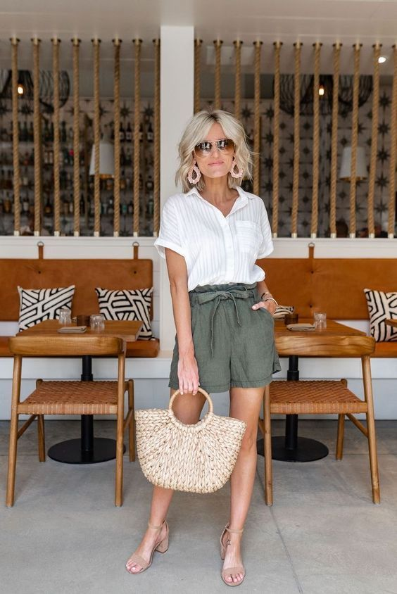 2019 Beautiful Casual Outfits to Rock this Summer