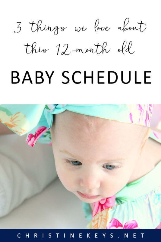 3 Things We Love About This 12 Month Old Baby Schedule With Images Baby Schedule Baby Routine Toddler Learning Activities