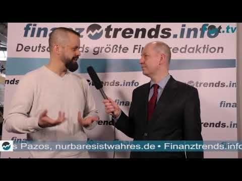 Invest 2019 Erstes Interview Mit Finanztrends Tv Aktien Aktien Tipps Finanzen
