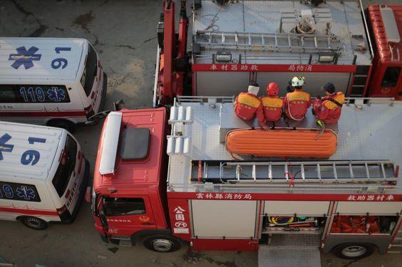 【南台灣地震】為了救人,他們樸素的年夜飯|香港01|01影像|