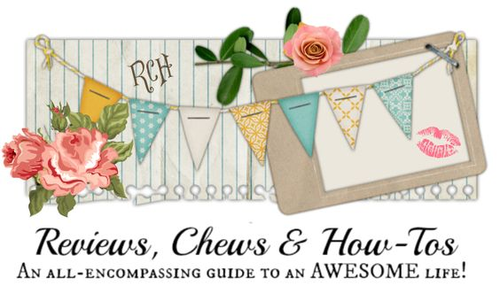 Our Review and Giveaway on Reviews, Chews & How-Tos