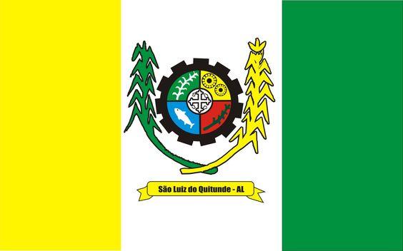 Bandeira de São Luiz do Quitunde