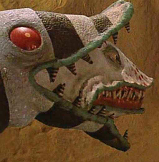Sandworm - Beetlejuice Wiki