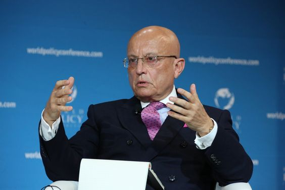 """""""The problem is long-term; the problem is intercultural, social; it is security, and it will be growingly so. My immediate advice, whatever the humanitarian issues, which I share, [...] would be to close the borders as soon as possible."""" - Sergei Karaganov, Honorary Chairman of the Presidium of the non-governmental Council on Foreign and Defense Policy, Russia"""