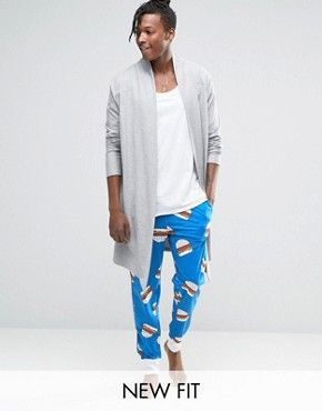 Ropa de estar por casa para hombre   Pantalones confort y moda noche   ASOS